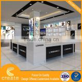 Hot sale used glass display cases for sunglass display for optical shop glasses display stand