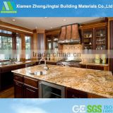 cultured marble countertop/solid surface vanity tops white quartz countertop