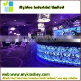 JXY led bar counter ,led bar furniture manufacturer With Remote,led bar table decorate bar counter