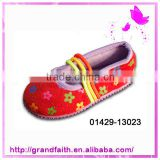 2014 Hot selling custom canvas shoes kids