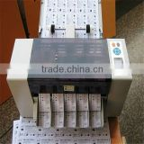 A3 Electric Automatic Business Card Cutter Slitter Machine China Supplier for 2015