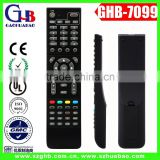 GHB-7099 HD TV HTPC Set Top Box STB/DVB/SAT/OTT/ Web TV Box/ LCD/LED TV Universal Remote control TV Remote Controller