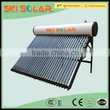 solar energy: Integrated & Pressurized solar water heater with Porcelain Enamel inner tank