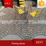 Colorful Paving Stone