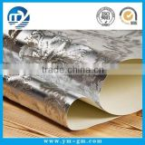 Professional printing 3d pvc silver wall paper manufacturer in China                                                                         Quality Choice