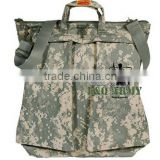 Canada military Helmet Bag with Ajustable Strap,army helmet bag