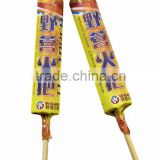 2015 New product bamboo tiki torches for garden lighting