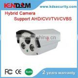 Hybrid IR Weather-proof Camera Solution: AHD/TVI/CVI/CVBS all in one mainboard All in one camera three in one camera
