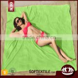 softextile large cheap custom printed picnic blankets wholesale                                                                         Quality Choice