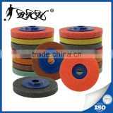 nylon fiber polishing disc Non Woven Wheel in abrasive tools