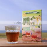 Reliable and Safe herbal slimming tea side effects rooibos with Folic acid combination , made in Japan