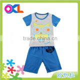 Zhejiang professional clothing supplier newborn baby boy gift set