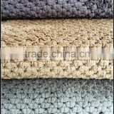 Wholesale woven corduroy sofa fabric