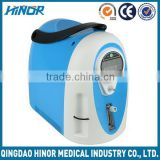 High purity mobile high pressure oxygen generator