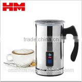 Full-Automatic Home Kitchen Milk Frother Foamer & Heater for Cappuccino Espreso Latte Coffee Drink Mixer, Model N3
