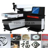 400W 600W Hot Sale CNC Stainless Steel Sheet Metal small Laser Cutting Machine for Small metal parts