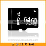 Wholesale High Speed Class 10 tf card 64gb                                                                         Quality Choice