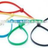 high quality best price cable tie, UL certificate plastic cable ties, insulated well plastic cable tie