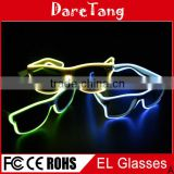 Promotional led glasses and led party glasses for christmas party                                                                         Quality Choice