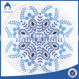2015 Wholesale Customised Low Price Round Beach Towel