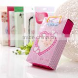 2013 Towel jewelry gift boxes with plastic window