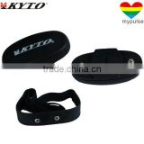 Bluetooth 4.0 heart rate transmitter /Iphone Android mobile heart rate monitor chest belt