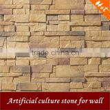 Artificial culture stacked exterior stone faux stone cement stone slate stone