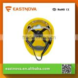 Eastnova SHO-004 Portable Yellow Safety Helmet With Chin Strap
