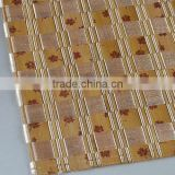 Bamboo Beaded Painted Door Curtain Printed Curtains