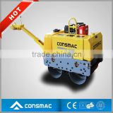 CONSMAC bomag dynapac sakai mini vibratory road roller for sale                                                                         Quality Choice