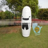 high quality giant inflatable goalkeeper soccer training dummy                                                                         Quality Choice