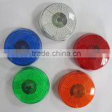 Red Led Warming Safety Light on Cloth/Bag