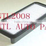 Automotive air filter for Toyota Starlet 1.3 12V 1989-1996 17801-11060 1780111060 308*121*43MM