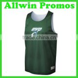 High Quality Dry Fit Basketball Shirt for Custom Design