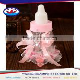 Professional Factory Supply all kinds of top sell clear plastic candy jar with lid wholesale price