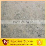 Jura grey limestone floor tile 24''x24''