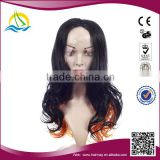 2014 New fashion style high density u shape lace wigs