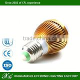 High Power LED Candle Light 3 LED E14 led light bulbs wholesale
