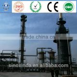 petroleum standard design crude oil processing for distilled gasoline