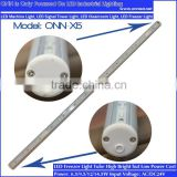 ONN-X5 Cold Room LED Tube Light/Walk in Cooler LED Lights/Freezer Lighting / IP65 Waterproof Aluminum Round Tube
