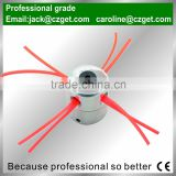 nylon grass trimmer head nylon cutter line trimmer head,nylon head mallet,parts of brush cutter