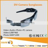 Hot 720P sunglasses spy gadgets