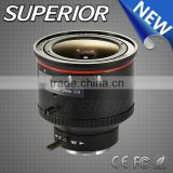 cs mount camera HD cctv camera lens mini thermal camera lens 2.8-12mm 3mp manual aperture ir cut off filter glass lens