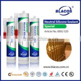 Factory direct supply High Quality 100 percent silicone sealant