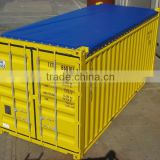 open top cargo containers