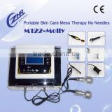 multifunctional easy spa hottest and newest portable electroporation no needle mesotherapymachine
