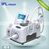 Portable IPL laser machine for hair removal spider veins,Sun spots treatment
