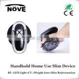 2016 new machinery hot make skin balance body slimming electric muscle stimulator