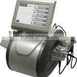 Vacuum Fat Loss Machine RU+5 Vacuum Rf Ultra Cavitation Lipomax Sound System Ultrasonic Weight Loss Machine
