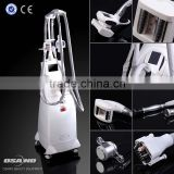 Infrared Velashape with cavitation vacuum roller system v9 body shaping slimming machine